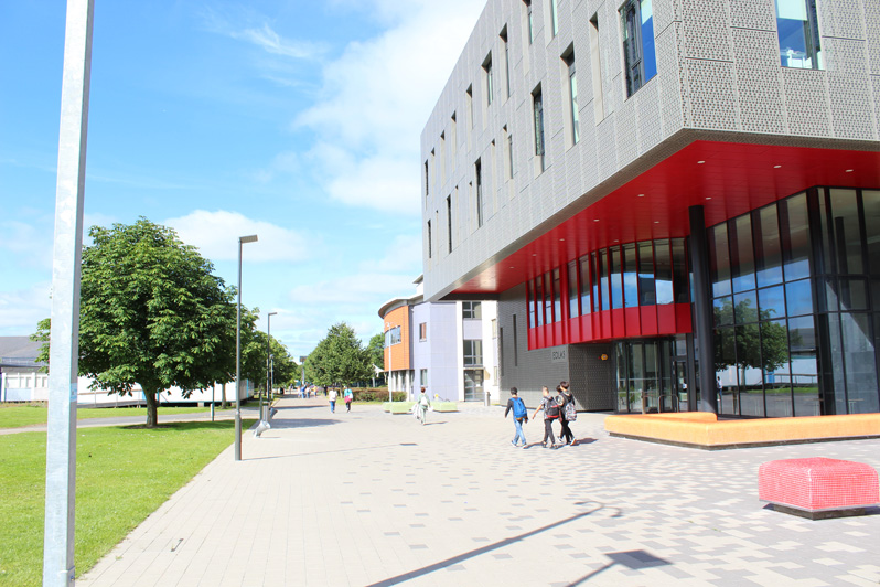 Modern Campus at Maynooth University