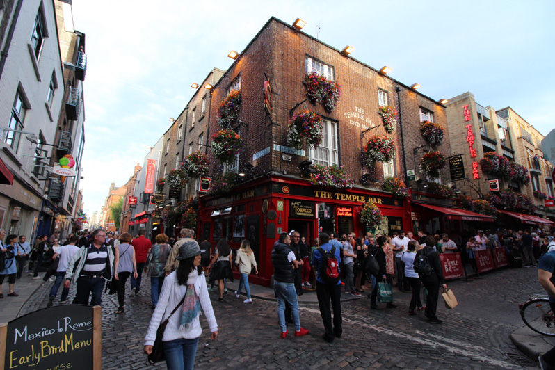 Temple Bar Dublin City