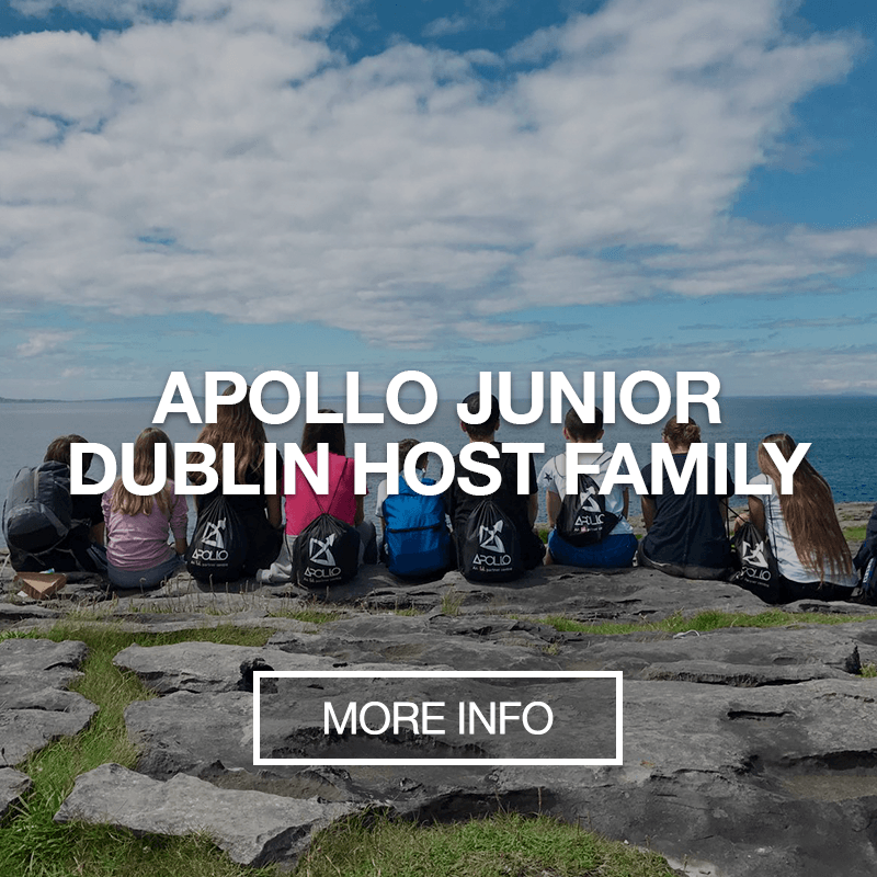 Young Learners Dublin Host Family